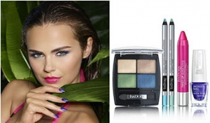 Летняя коллекция макияжа IsaDora Tropical Paradise Makeup Collection Summer 2016