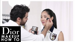 Dior Makeup How To: Легкое скульптурирование с Diorskin Forever